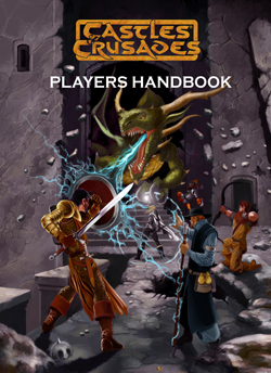 80105 Castles & Crusades Players Handbook