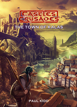 8507 Castles & Crusades The Town of Kalas