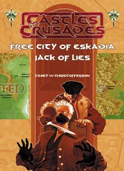 8508 City of Eskadia, Jack of Lies -- Preorder